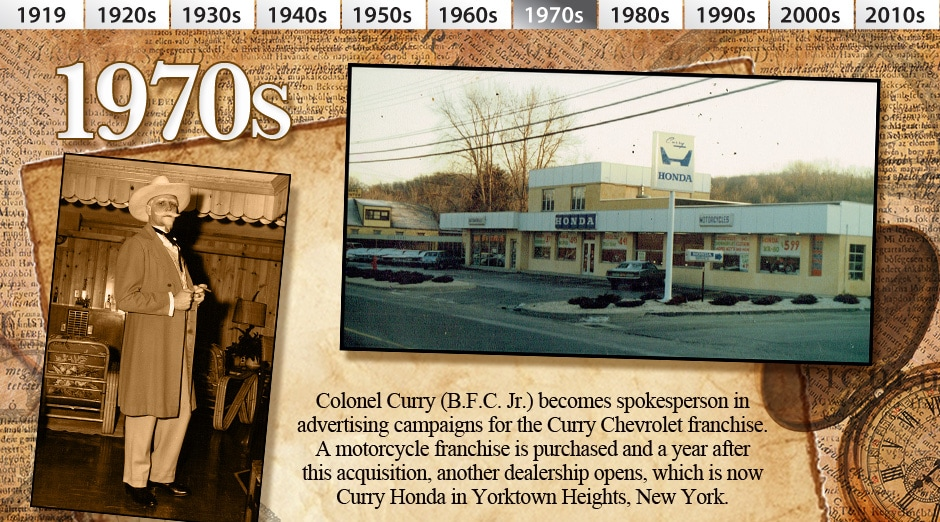 History Of Curry Automotive Curry Toyota