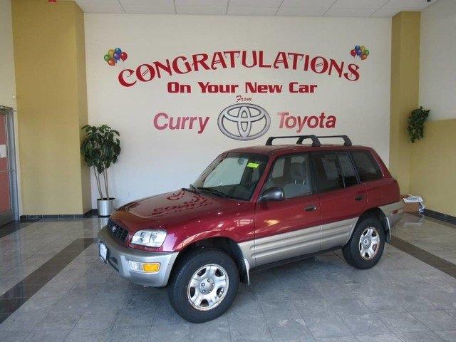 2000 Toyota RAV4 Base SUV