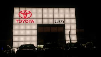 Curry Toyota CT