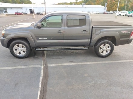 2009 Toyota Tacoma Base V6 Truck Double-Cab