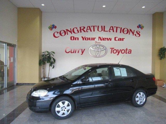 2006 Toyota Corolla LE Sedan