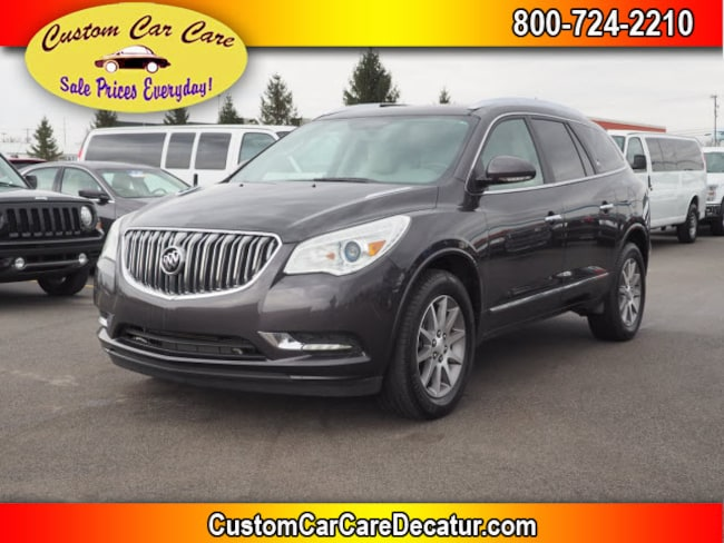 2017 Buick Enclave Leather AWD SUV