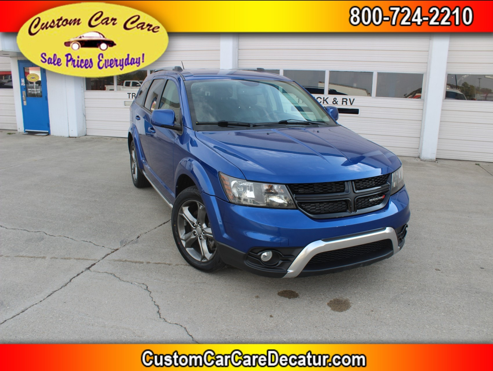 2015 Dodge Journey Crossroad AWD SUV