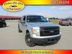 2013 Ford F-150 Truck SuperCab Styleside