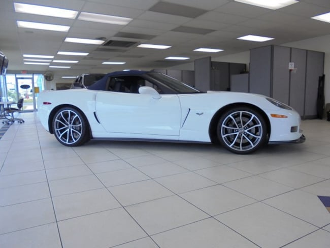 Used 2013 Chevrolet Corvette For Sale Decatur In