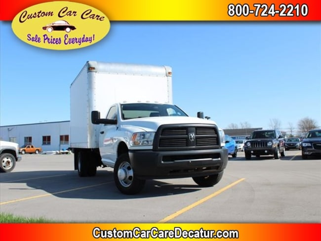 2012 Ram 3500 Chassis ST 4x2 167.5in Truck Regular Cab