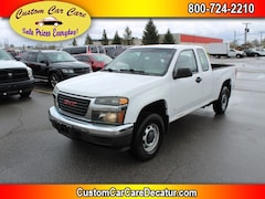 2008 GMC Canyon Truck Extended Cab