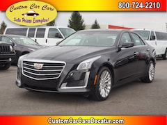 2015 CADILLAC CTS 2.0L Turbo Luxury AWD Sedan