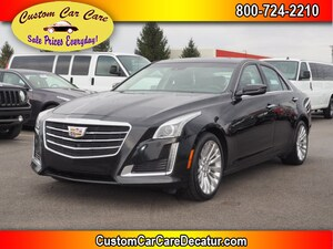 Used 2015 CADILLAC CTS For Sale at Custom Car Care Auto