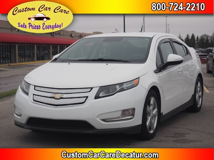 2013 Chevrolet Volt Hatchback