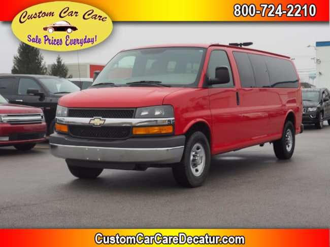 adb95f95d2 Used 2013 Chevrolet Express 3500 For Sale at Custom Car Care Auto ...