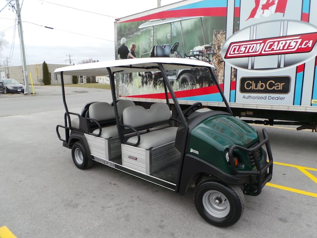 2016 CLUB CAR Transporter TRANSPORTER 6 -