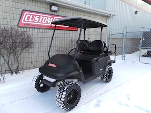 2013 CLUB CAR Precedent Custom Wrap Upgraded Golf Cart