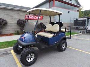 2008 CLUB CAR Precedent Upgraded Gas Golf Cart