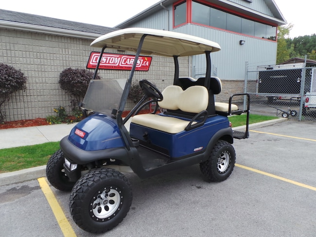 2008 CLUB CAR Precedent Upgraded Gas Golf Cart