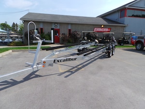 2018 Excalibur PT4525T - TANDEM PONTOON TRAILER - 22ft to 25FT  Galvanized
