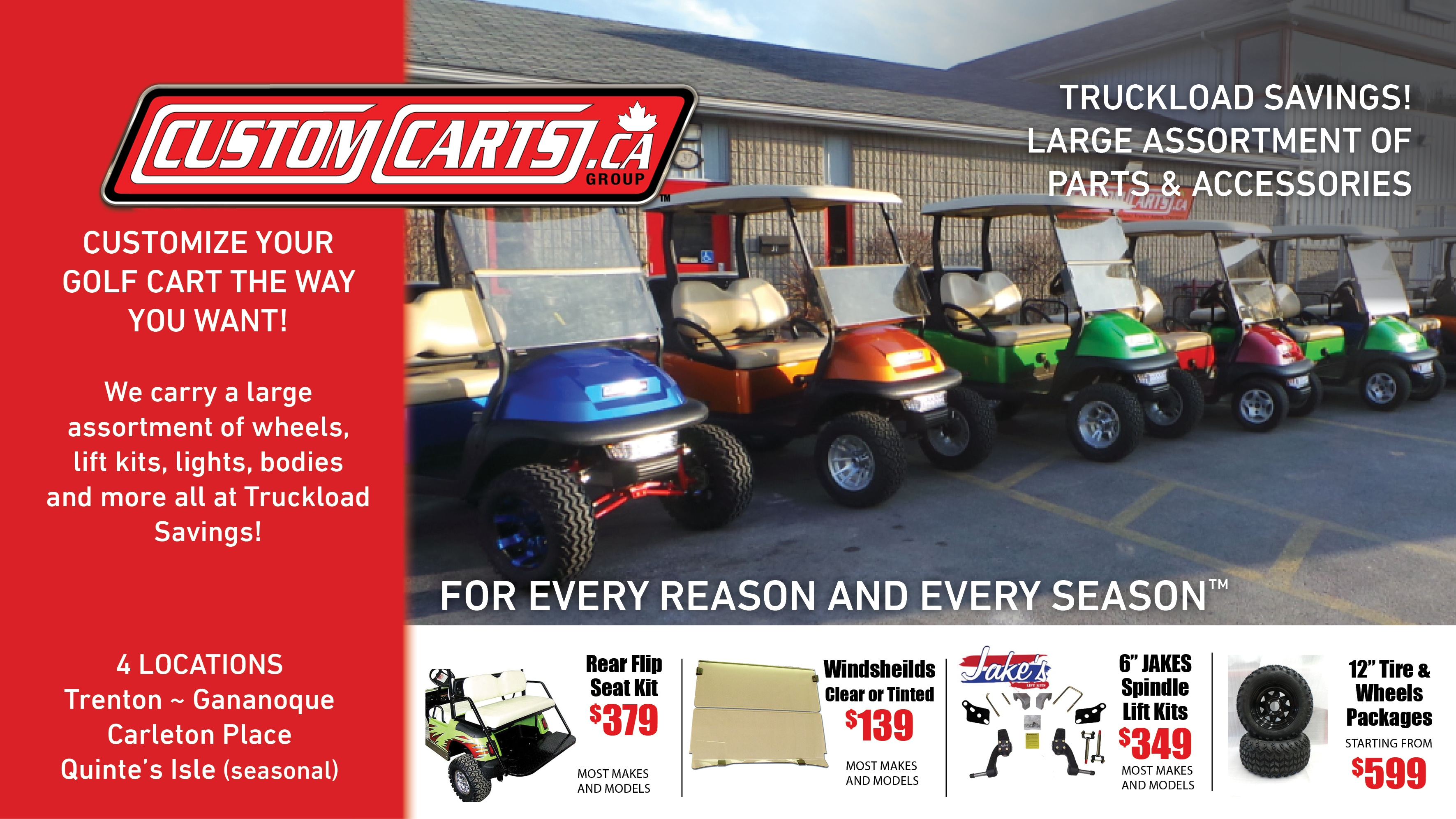 Customcarts.ca - Golf Carts and Golf Car Parts Superstore on how to build gundam, how to build beyblades, how to build ghostbusters,