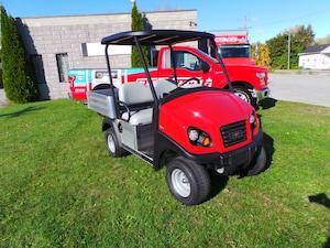 2018 CLUB CAR Carryall 300 GAS Powered Utility Cart With EFI