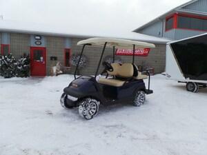 2018 CLUB CAR Villager  Club Car - Electric Golf Cart