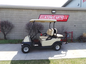 2008 CLUB CAR Precedent 4 Passenger Golf Cart - Electric