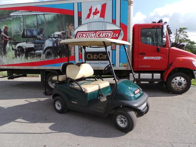 2014 CLUB CAR Precedent 4 Passenger Golf Cart