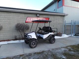 2013 CLUB CAR Precedent Customized 4 Pass Golf Cart