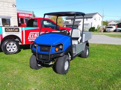 2018 CLUB CAR Carryall  550 GAS POWERED Utility Cart With EFI