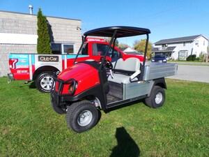 2018 CLUB CAR Carryall  550 Gas powered EFI Utility Cart