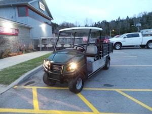 2016 CLUB CAR Carryall 700 Utility Golf Cart - Electric 48V