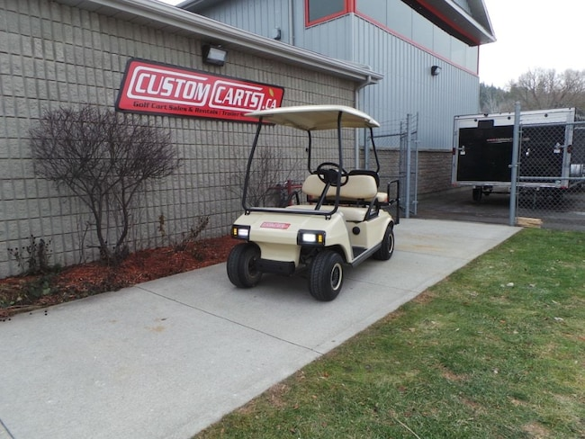 2010 CLUB CAR DS 4 Passenger Golf Cart
