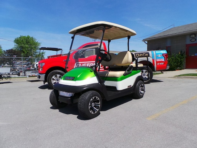 2014 CLUB CAR Precedent Custom Painted 4 Passenger Golf cart