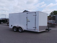 2018 Haulin HLAFTX714TA2 - Enclosed Work Trailer  Barn Door option