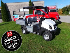 2018 CLUB CAR Carryall 300 Electric Carryall utility Cart - 48Volt