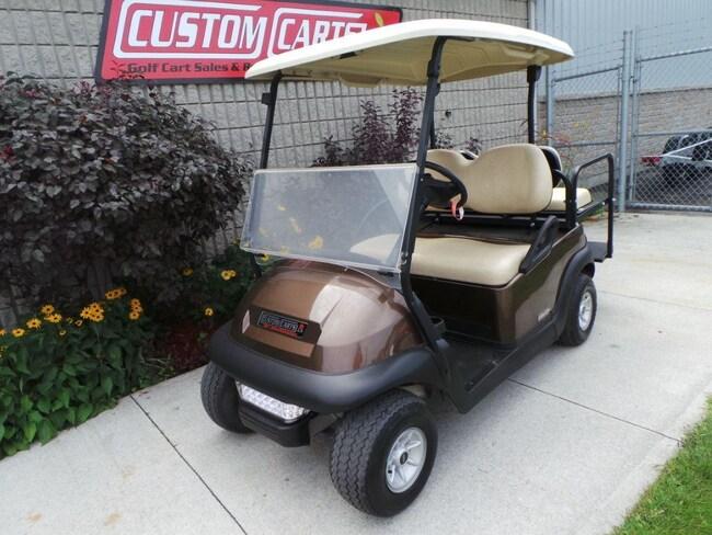 2014 CLUB CAR Precedent Electric Golf Cart - Metallic Body Upgrade
