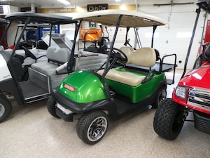 2013 CLUB CAR Precedent 4 passenger Golf Cart New Batteries