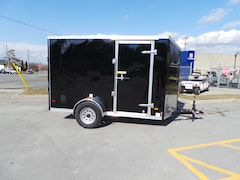 2018 Haulin HLAFTX610SA  Enclosed Trailer 6x10 Ramp Door