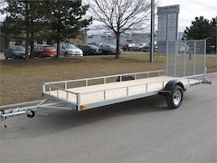 2018 Excalibur 5x16 Inline ATV Trailer