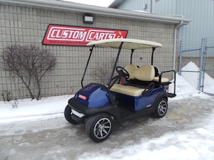2013 CLUB CAR Precedent Upgraded New battery Golf Cart