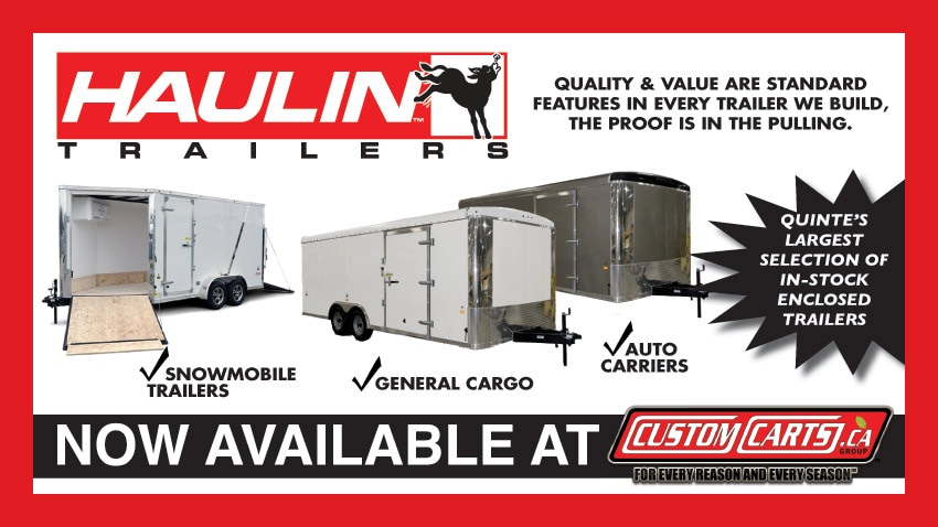 Utility Trailers For Sale Ontario >> Customcarts.ca - Golf Carts and Golf Car Parts Superstore