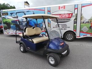 2014 CLUB CAR Precedent Upgraded Metallic Golf Cart