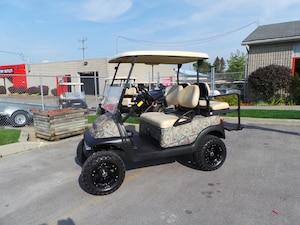 2014 CLUB CAR Precedent Camo Electric Golf Cart