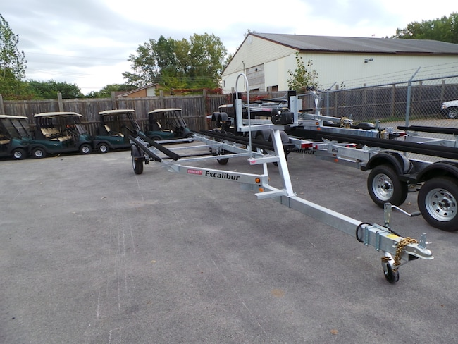 2018 Excalibur PT2723 - 21ft to 23ft Pontoon Boat Trailer