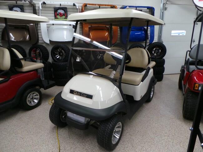 2018 CLUB CAR Villager 2018 Club Car ~  Electric Golf Cart