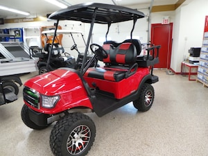 2013 CLUB CAR Precedent Upgraded Golf Cart New Batteries