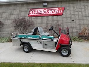 2013 CLUB CAR Custom Golf Cart AMBULANCE - Golf Cart