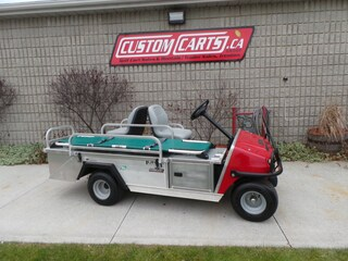 2013 CLUB CAR Custom Golf Cart AMBULANCE - Golf Cart