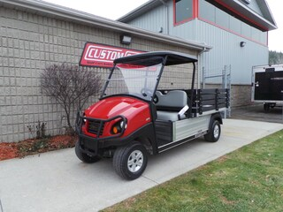 2019 CLUB CAR Carryall 700 Commercial Utility Golf Cart