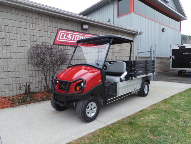 2019 CLUB CAR Carryall 700 Commercial Utility Golf Cart