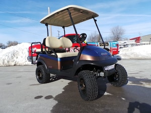 2014 CLUB CAR Precedent Custom Painted Golf Cart - New Batteries!