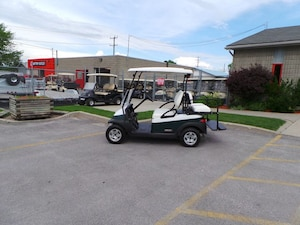 2014 CLUB CAR Precedent Custom Painted golf Cart